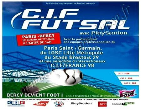 2011-03-27  RTL Futsal à Bercy (Affiche, Programme manquant)