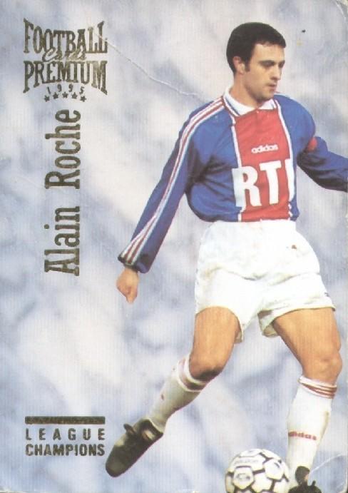 N° 045 - Alain ROCHE (Recto)