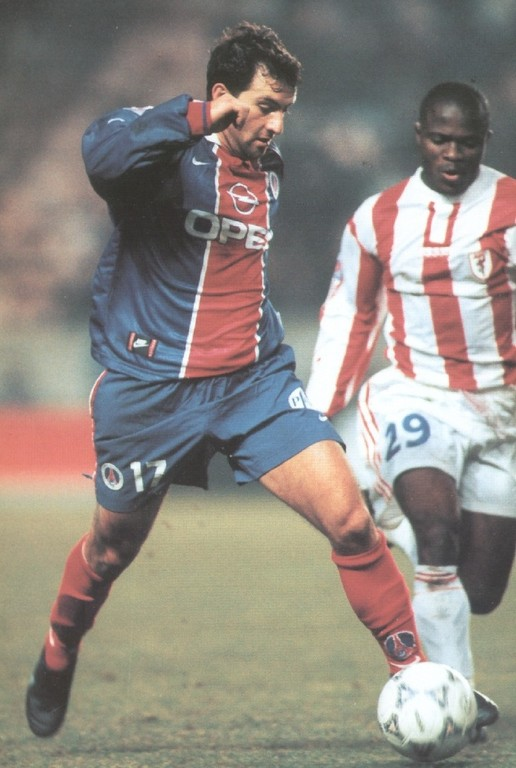 N° 003 - Jimmy Algérino