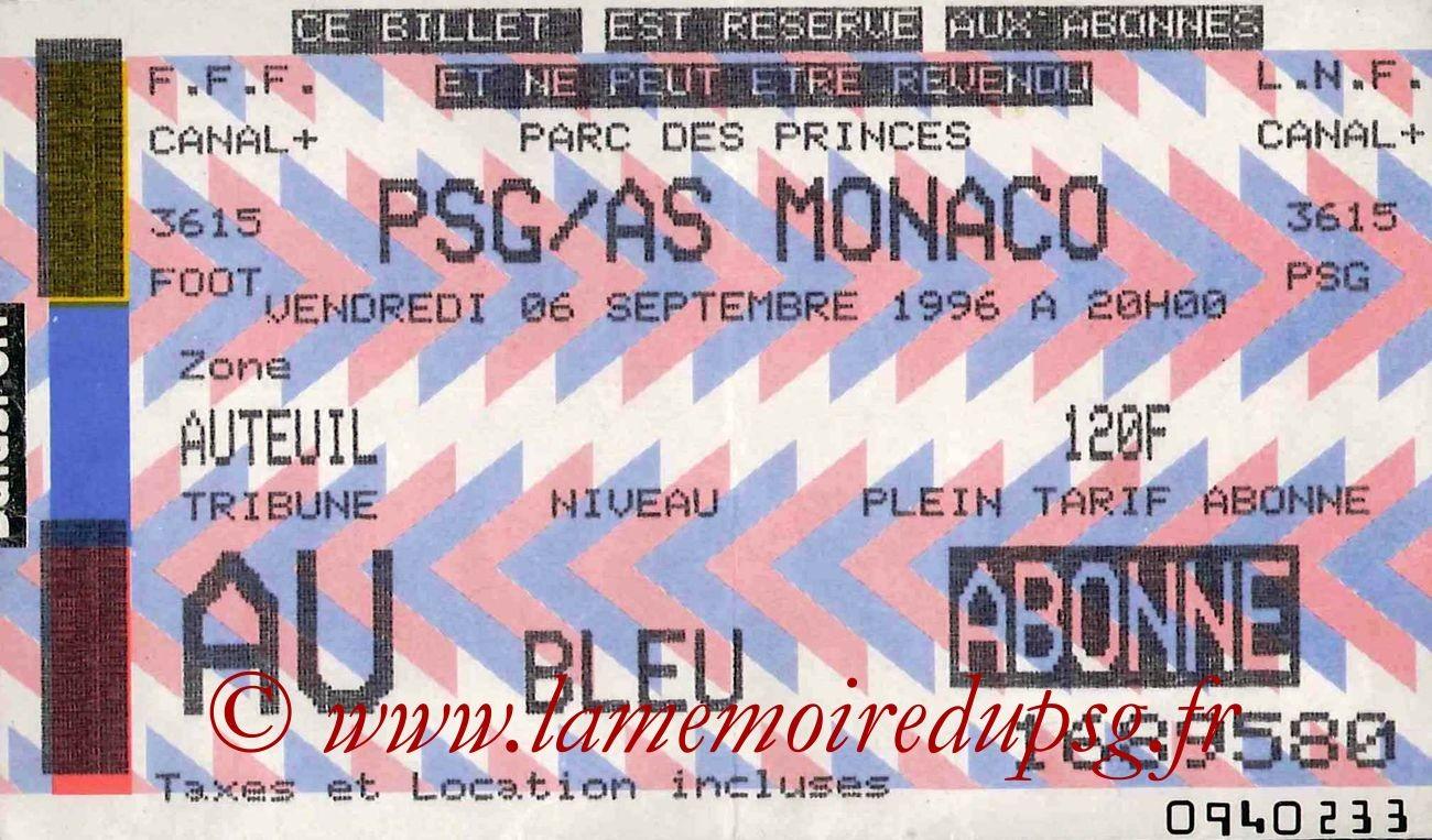 1996-09-06  PSG-Monaco (6ème D1)