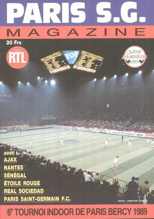 1989-02-06 et 07  6ème tournoi Indoor de Paris Bercy