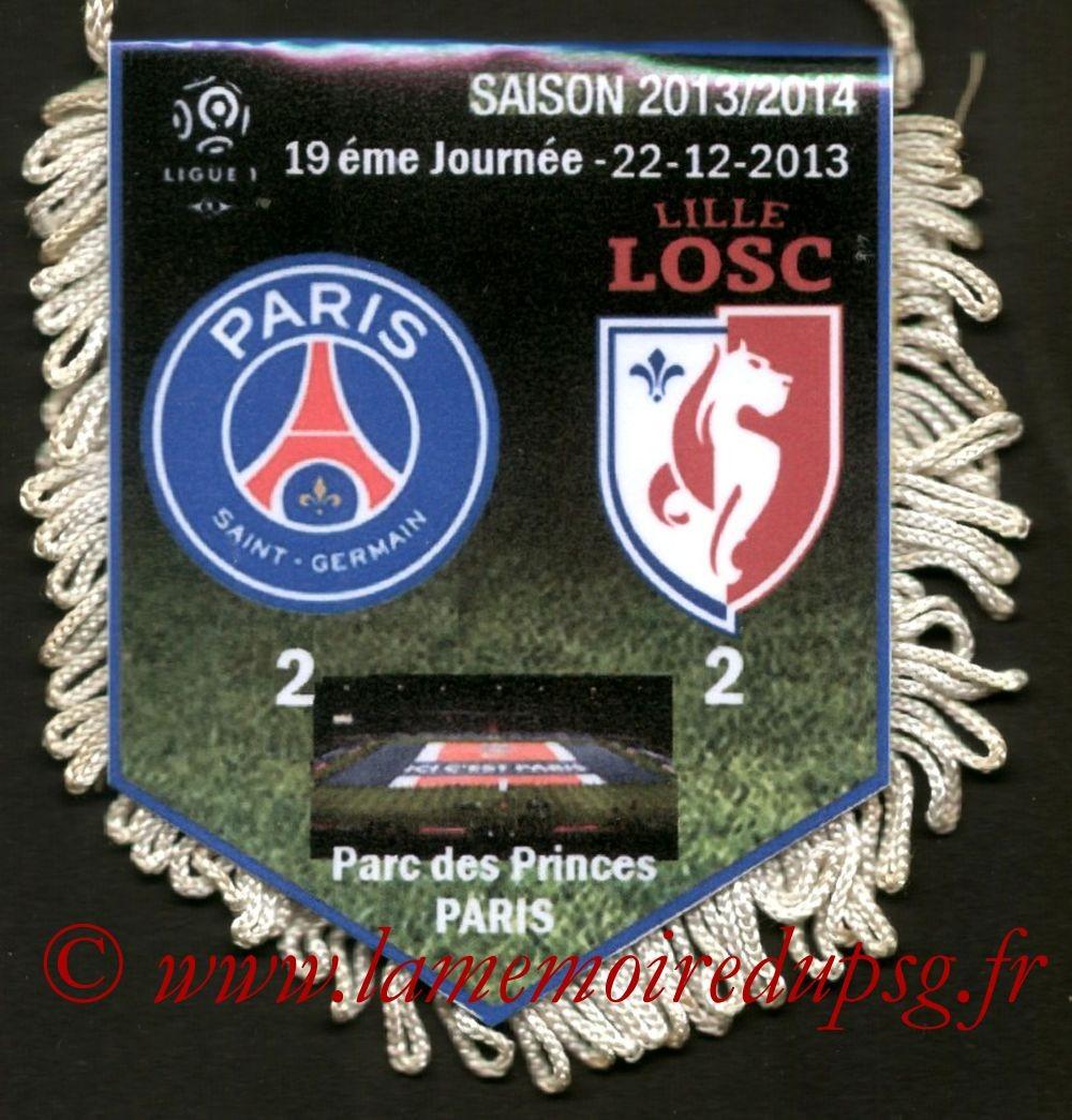 2013-12-22  PSG-Lille (19ème L1)