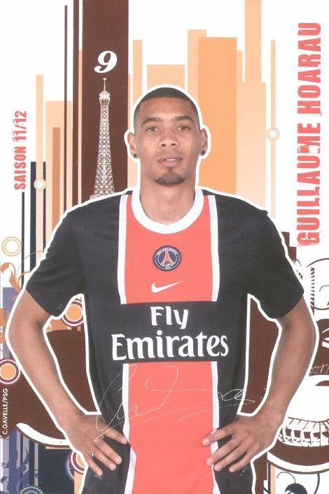 HOARAU Guillaume  11-12