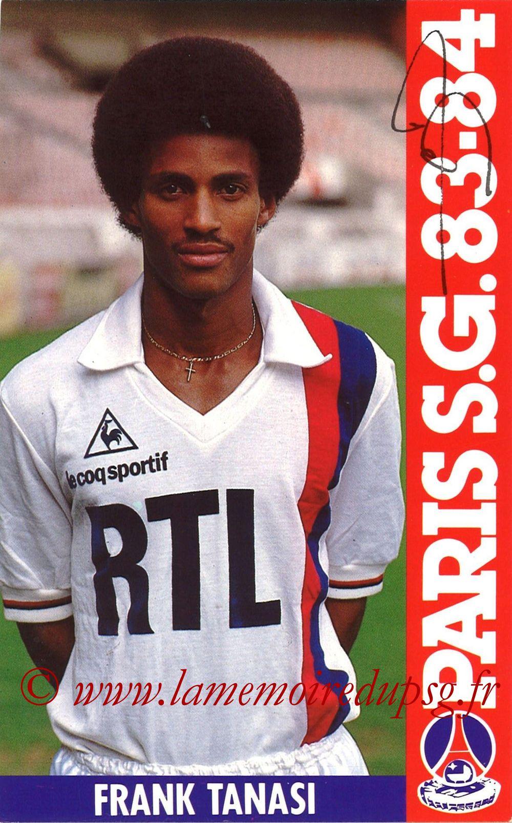 TANASI Franck  83-84