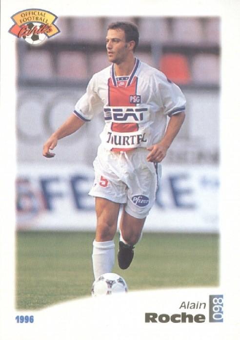 N° 098 - Alain ROCHE (Recto)