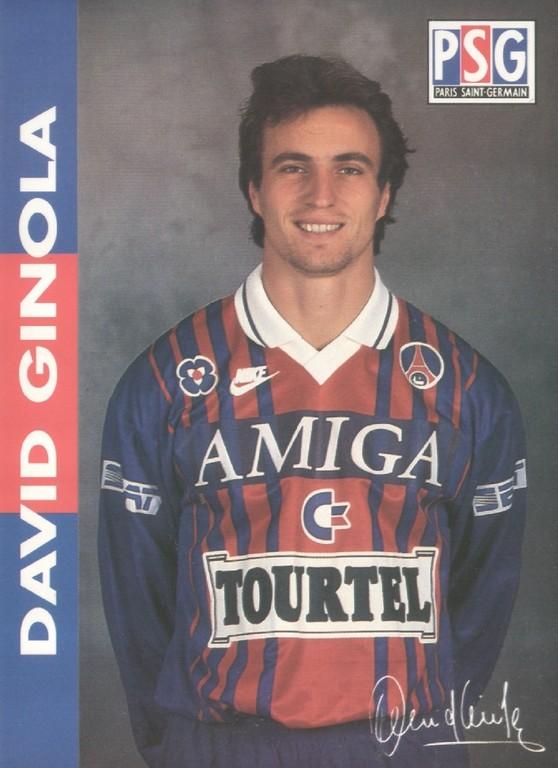 GINOLA David  93-94