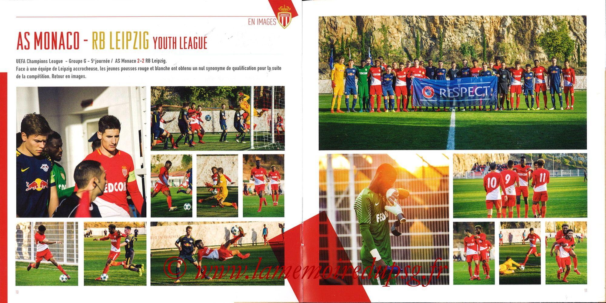 2017-11-26  Monaco-PSG (14ème L1, Match) - Pages 10 et 11