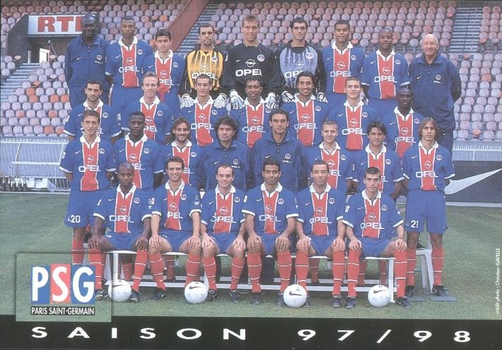 PSG  97-98