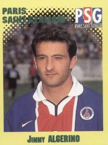 N° 281 - Jimmy ALGERINO