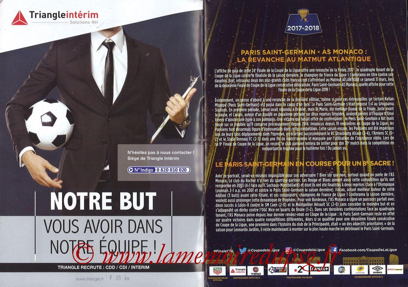 2018-03-31  PSG-Monaco (Finale CL à Bordeaux) - Pages 02 et 03