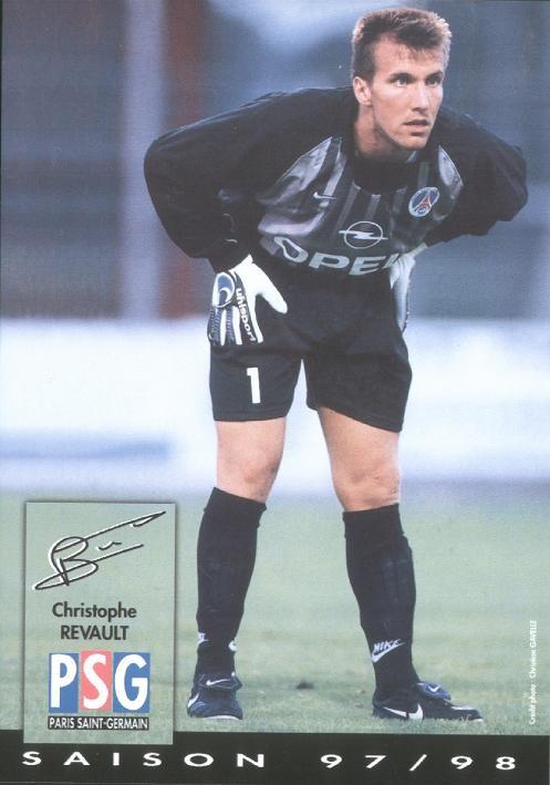 REVAULT Christophe  97-98