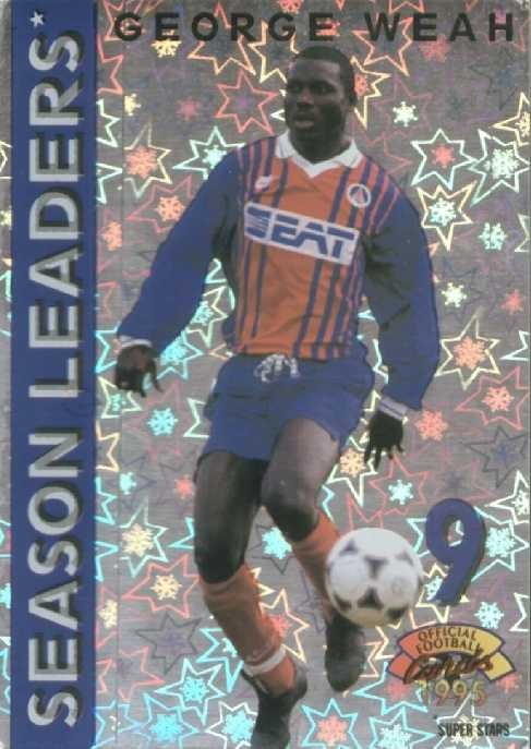 N° SL12 - George WEAH (Recto)