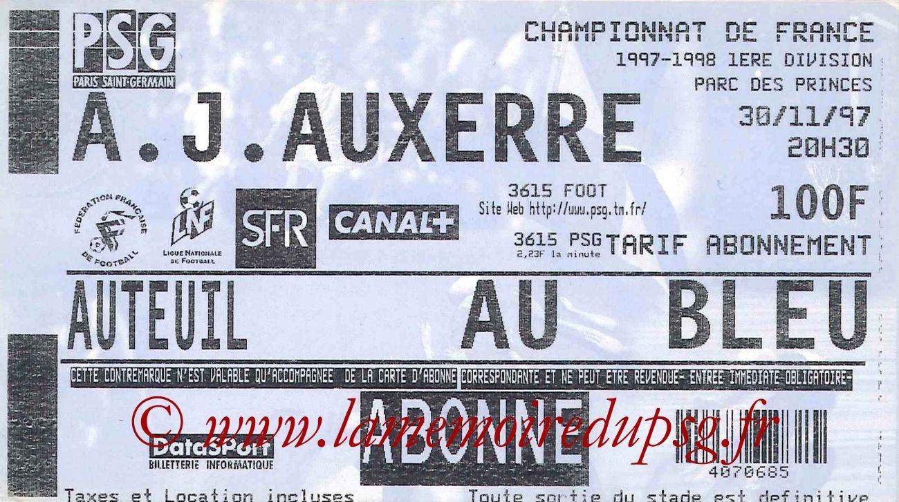 1997-11-30  PSG-Auxerre (18ème D1)