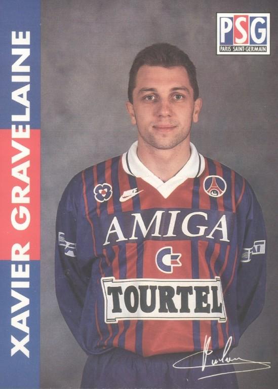GRAVELAINE Xavier  93-94