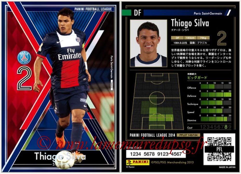 N° 146 - Thiago SILVA (Stopper)
