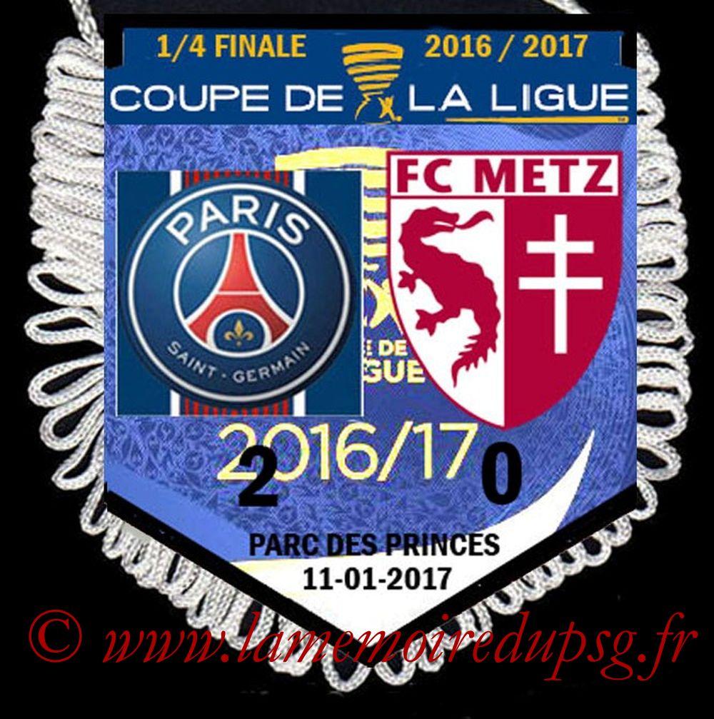 2017-01-11  PSG-Metz (8ème CL)