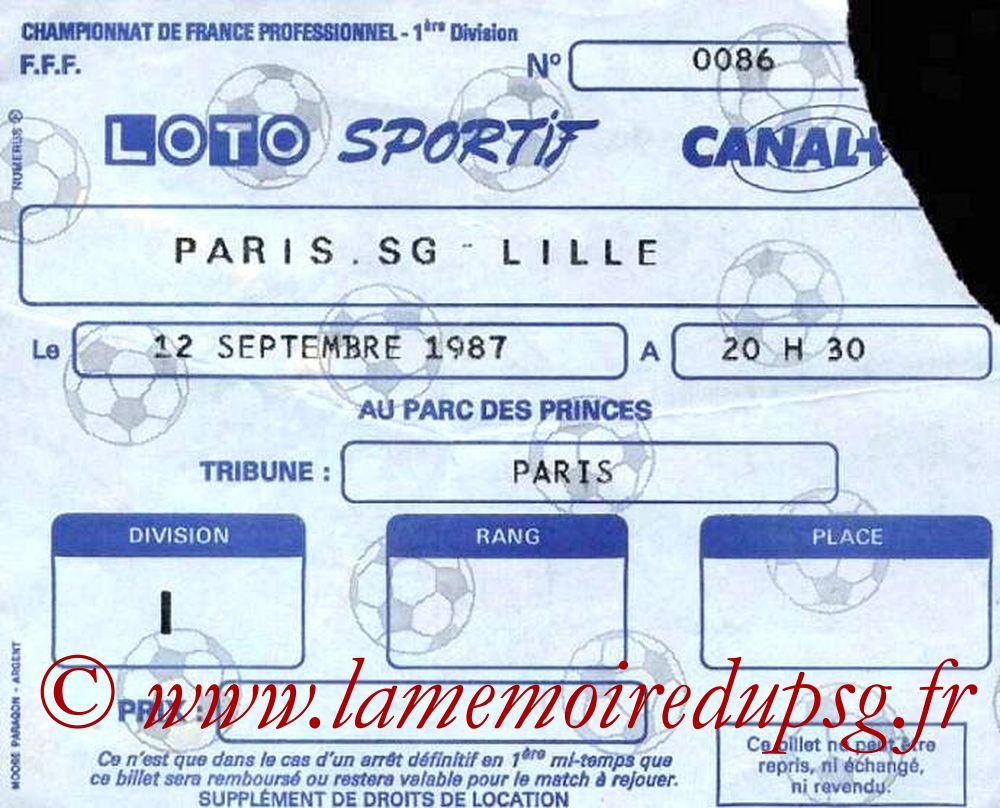 1987-09-12  PSG-Lille (10ème D1)