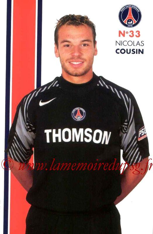 COUSIN Nicolas  05-06