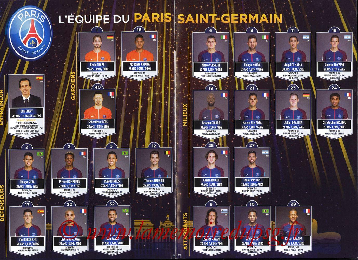 2018-03-31  PSG-Monaco (Finale CL à Bordeaux) - Pages 12 et 13