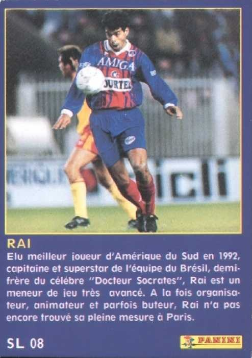 N° SL08 - RAI (Recto)