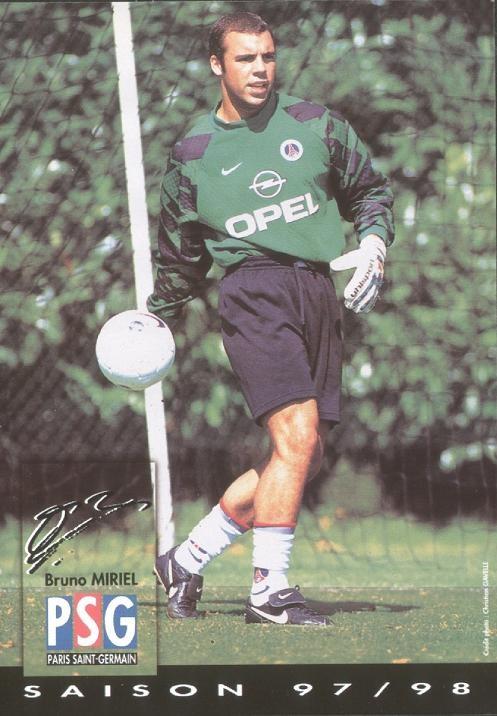 MIRIEL Bruno  97-98