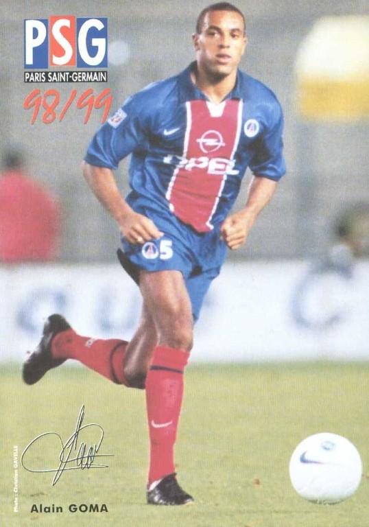 GOMA Alain  98-99