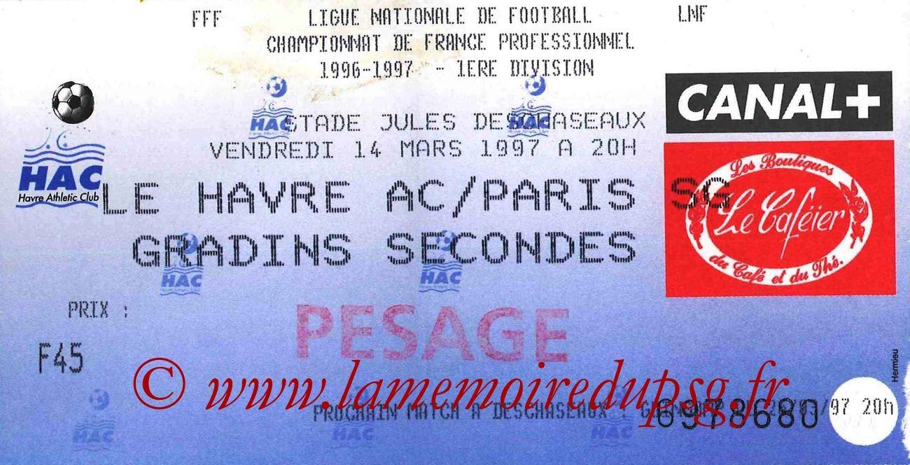 1997-03-14  Le Havre-PSG (29ème D1)