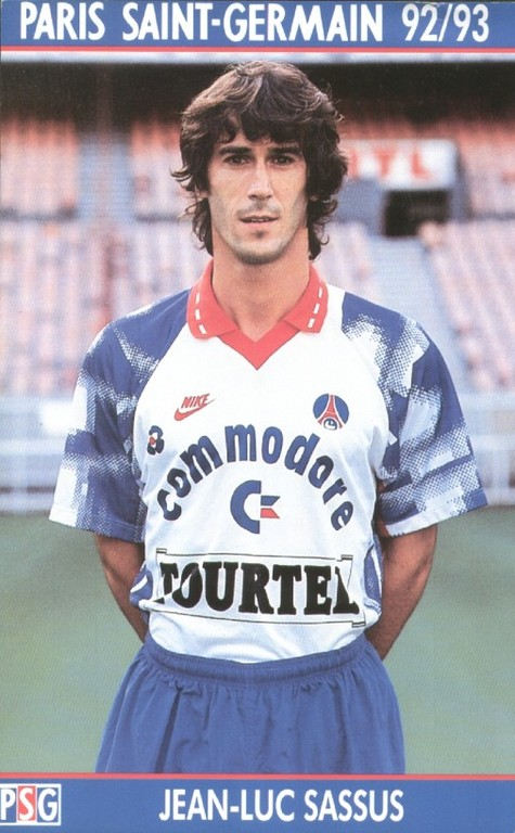 SASSUS Jean-Luc  92-93