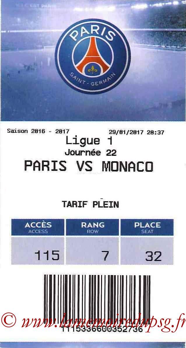 2017-01-29  PSG-Monaco (22ème L1, E-ticket)