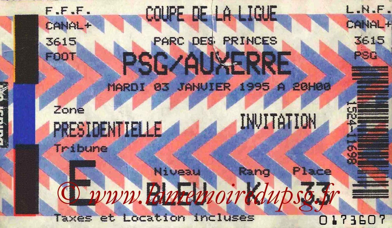1995-01-03  PSG-Auxerre (16ème Finale CL)