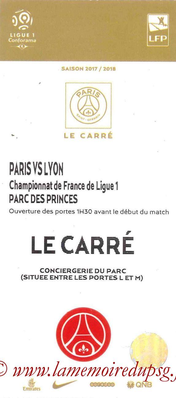 2017-09-17  PSG-Lyon (6ème L1, Le Carré)