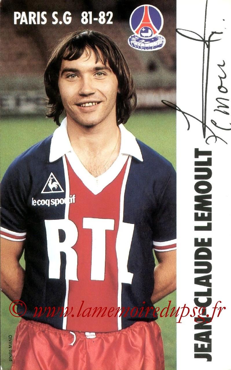 LEMOULT Jean-Claude  81-82