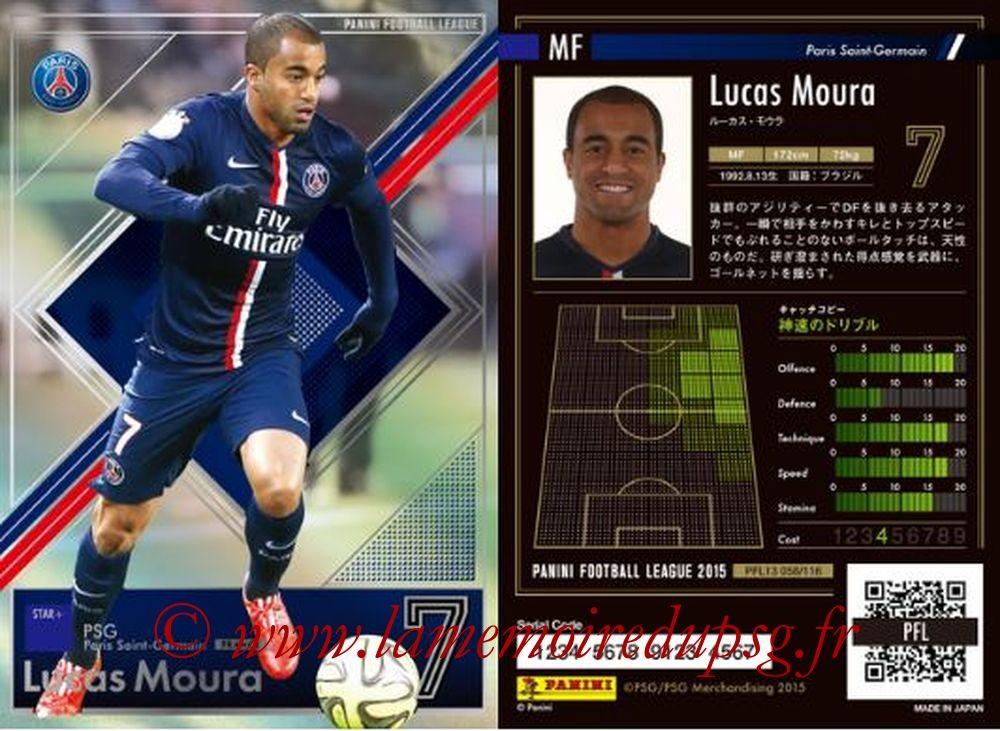 N° 058 - LUCAS Moura (Star +)