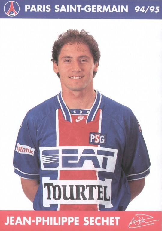 SECHET Jean Philippe  94-95