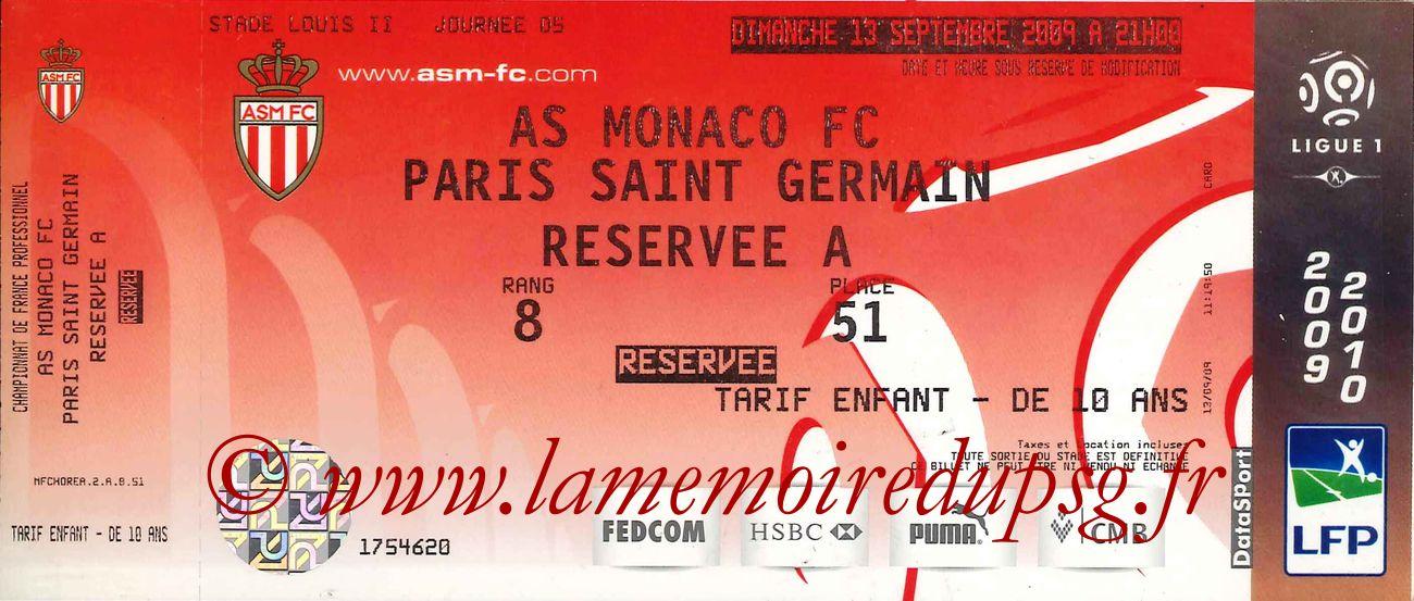 2009-09-13  Monaco-PSG (5ème L1)