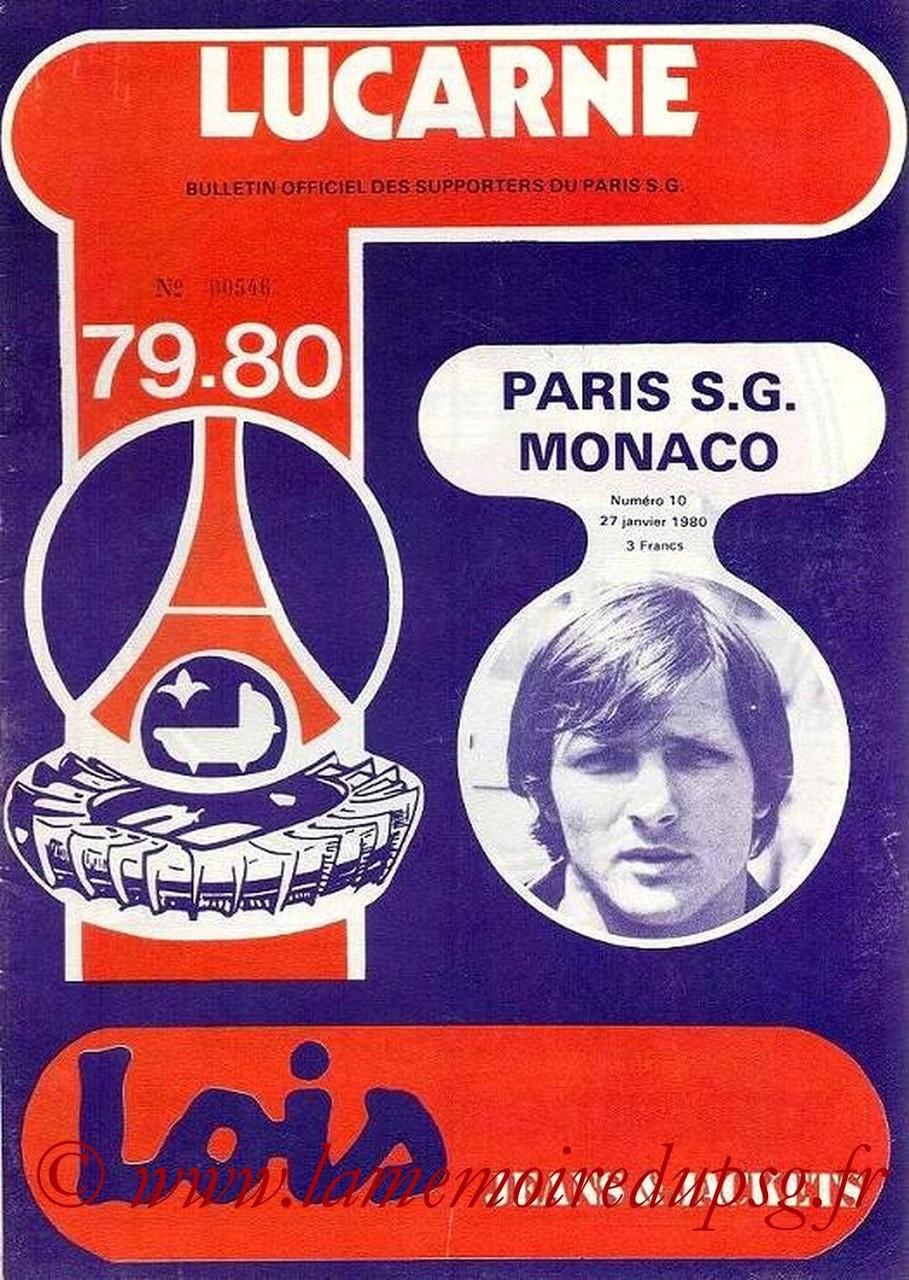 1980-01-27  PSG-Monaco (23ème D1, Lucarne N°10)