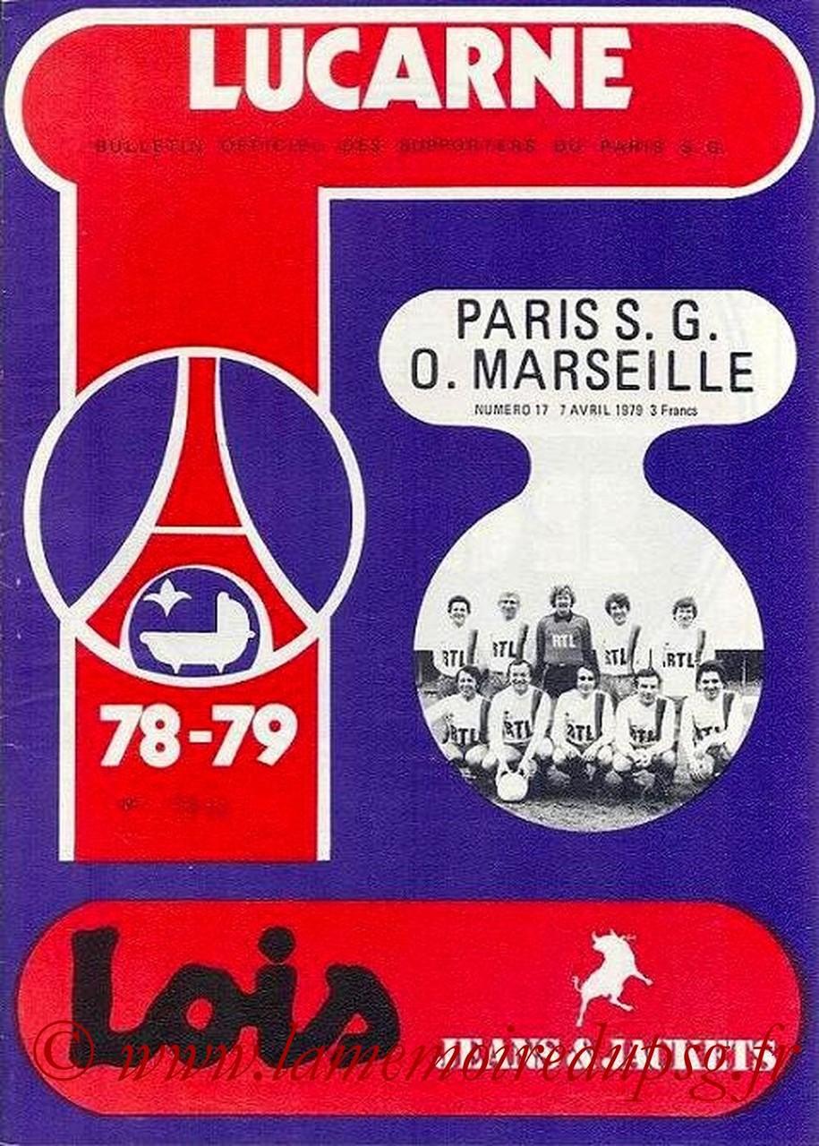 1979-04-07  PSG-Marseille (31ème D1, Lucarne N°17)