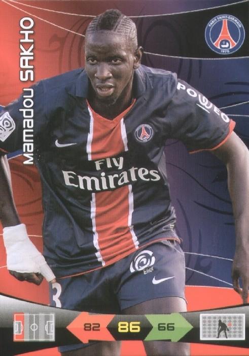 N° 199 - Mamadou SAKHO