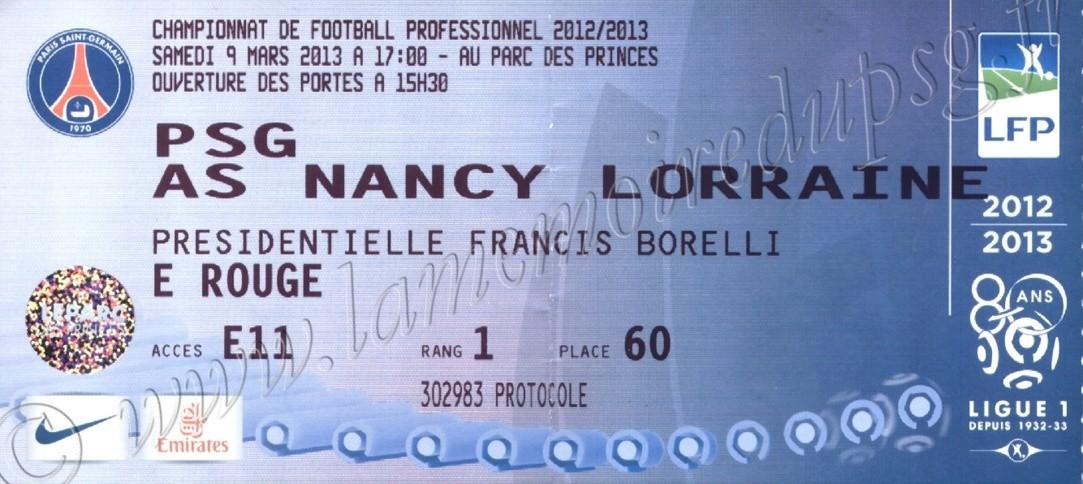 2013-03-09  PSG-Nancy (28ème L1)
