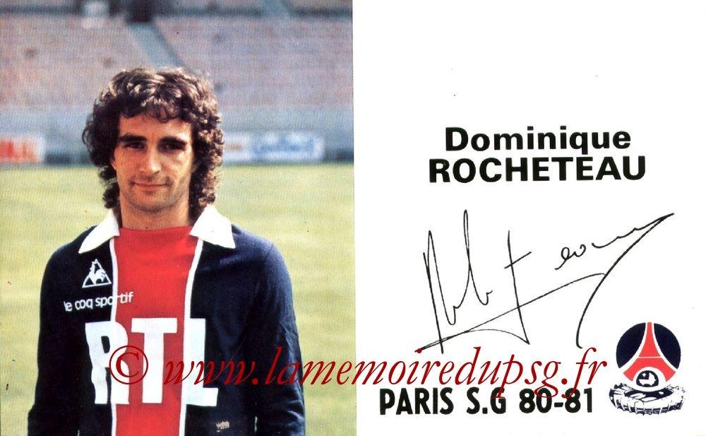 ROCHETEAU Dominique  80-81