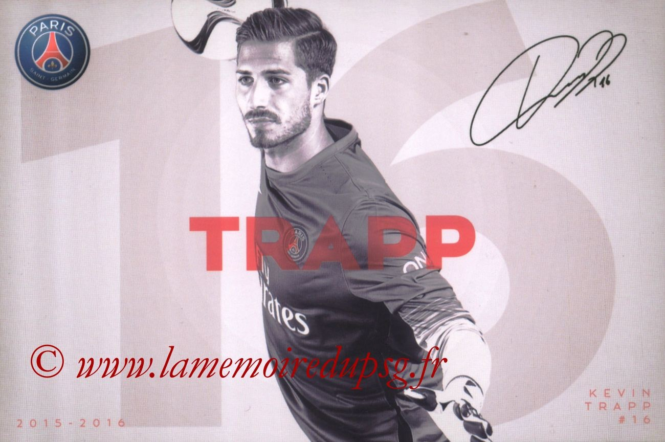 TRAPP Kevin  15-16
