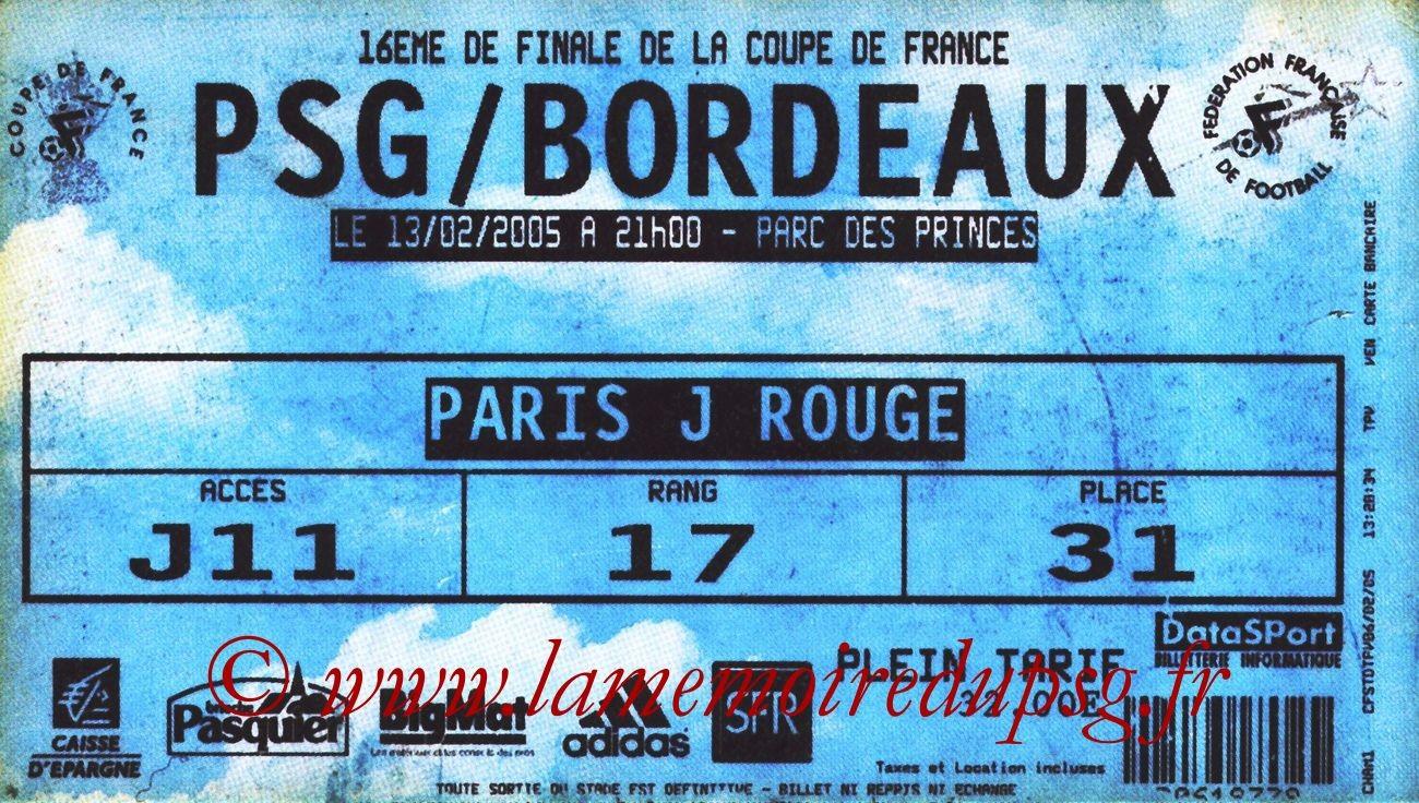 2002-03-02  PSG-Bordeaux (Demi-finale CL, ter)