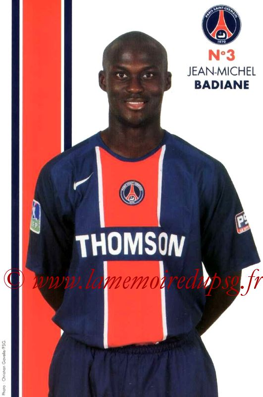 BADIANE Jean-Michel  05-06