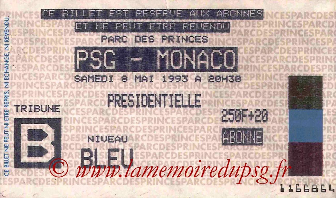 1993-05-08  PSG-Monaco (34ème D1)