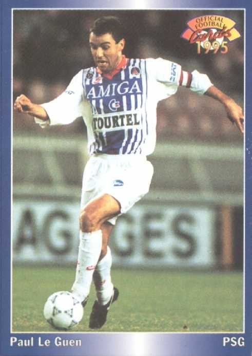 N° 156 - Paul LE GUEN (Recto)