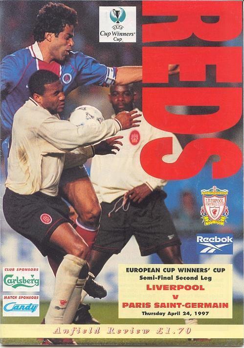 1997-04-24  Liverpool-PSG (Demi-Finale Retour, Officiel)