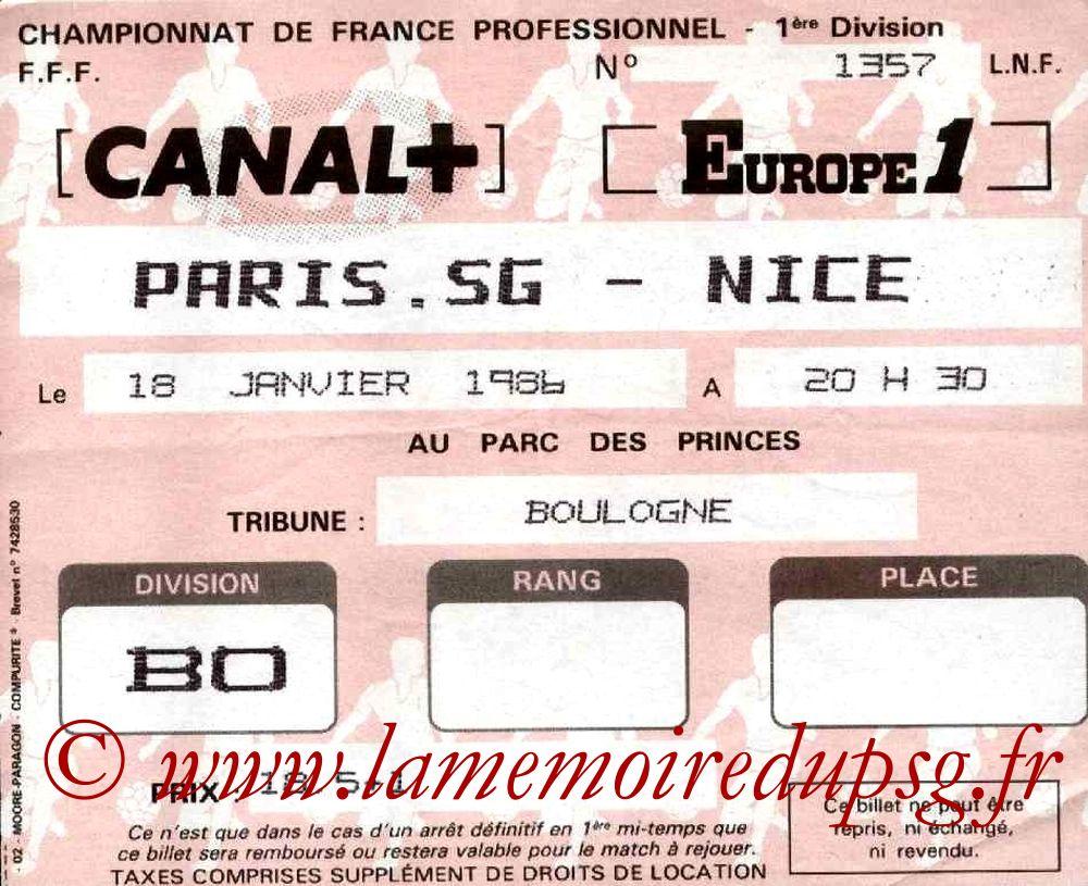 1986-01-18  PSG-Nice  (27ème D1)