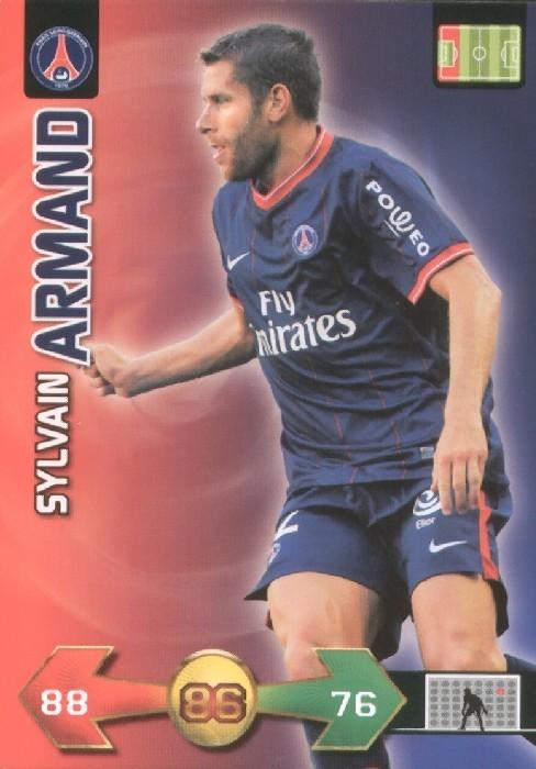 N° 272 - Sylvain ARMAND