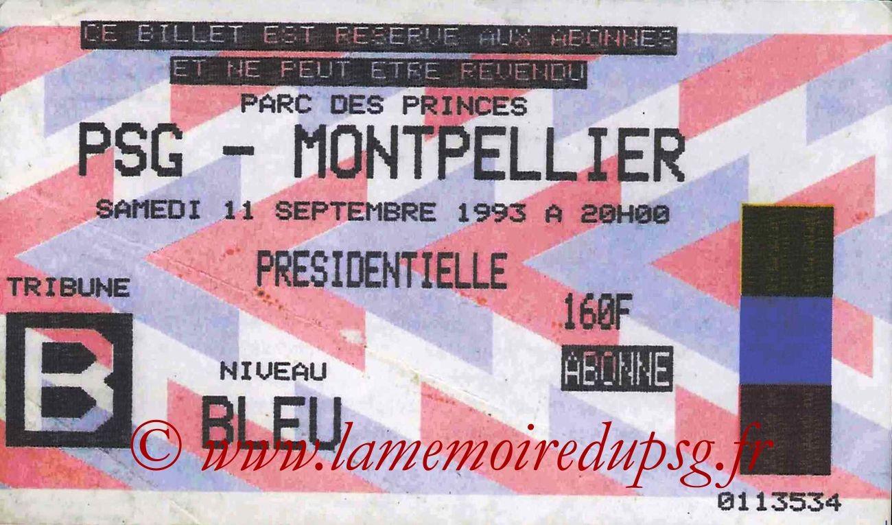 1993-09-11  PSG-Montpellier (8ème D1)