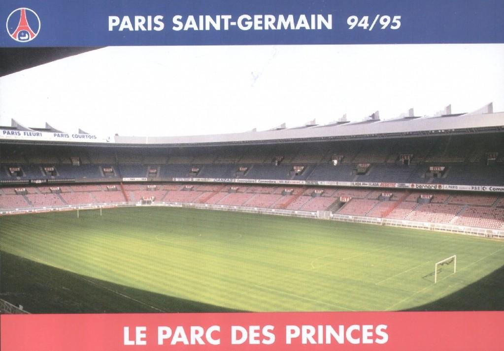 Parc des Princes  94-95